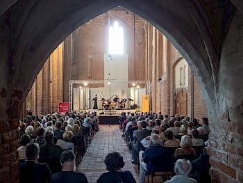 Konzert im Kirchenschiff